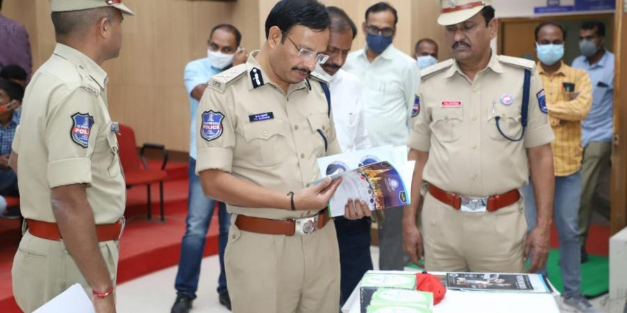 Rs 1500 Crore Scam In Hyderabad Statement By Cp-TeluguStop.com