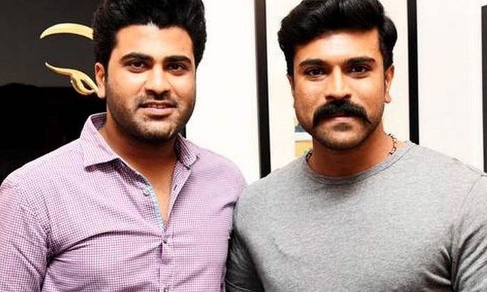 Pic Talk: Charan Hosts Party For Sharwanand-Latest News English-Telugu Tollywood Photo Image-TeluguStop.com