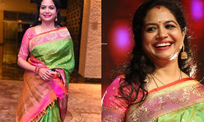 Conflicts Between Singer Sunitha And Anchor Udayabhanu-ఉదయభాను తో నాకు జరిగిన గొడవ అదే: సింగర్ సునీత-Latest News - Telugu-Telugu Tollywood Photo Image-TeluguStop.com