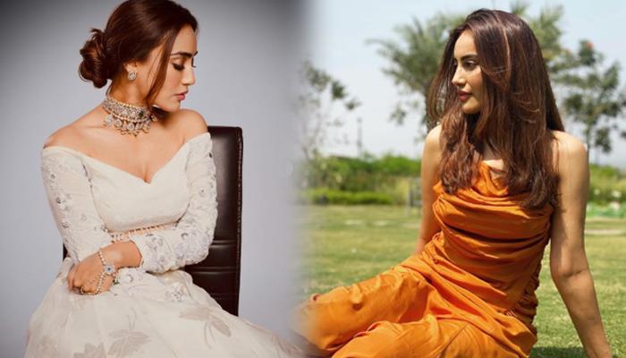 Stunning Beauty Surbhi Jyoti Sizzling Images-telugu Actress Hot Photos Stunning Beauty Surbhi Jyoti Sizzling Images - Te High Resolution Photo