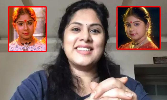Tollywood Child Artist Baby Sunaina Movie Career-TeluguStop.com