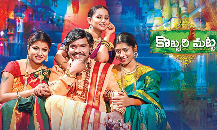 Telugu Actress Shakeela Sharing Shooting Experience About Kobbari Matta Movie-సంపూర్ణేష్ బాబుని చూసి హీరోఅంటే అవాక్కయ్యా.. కానీ…-Latest News - Telugu-Telugu Tollywood Photo Image-TeluguStop.com