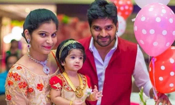 Telugu Hero Sree Vishnu Wife And Daughter News-హీరో శ్రీ విష్ణుభార్య, కూతురిని ఎప్పుడైనా చూసారా…-Latest News - Telugu-Telugu Tollywood Photo Image-TeluguStop.com