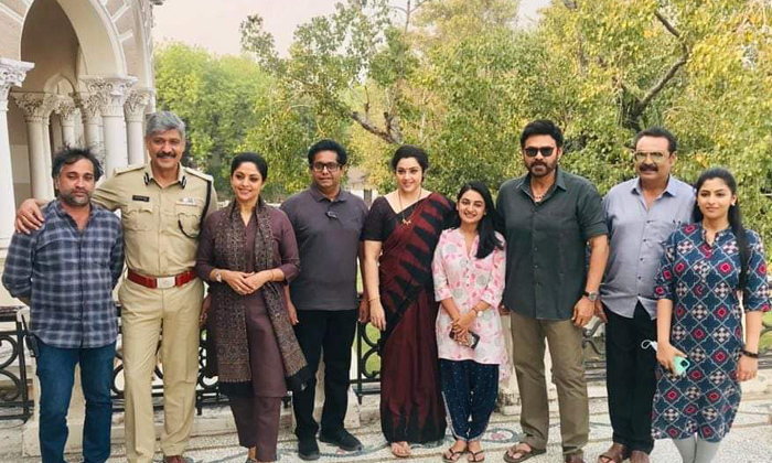 'Drishyam 2' To Release On A Special Day-Latest News English-Telugu Tollywood Photo Image-TeluguStop.com
