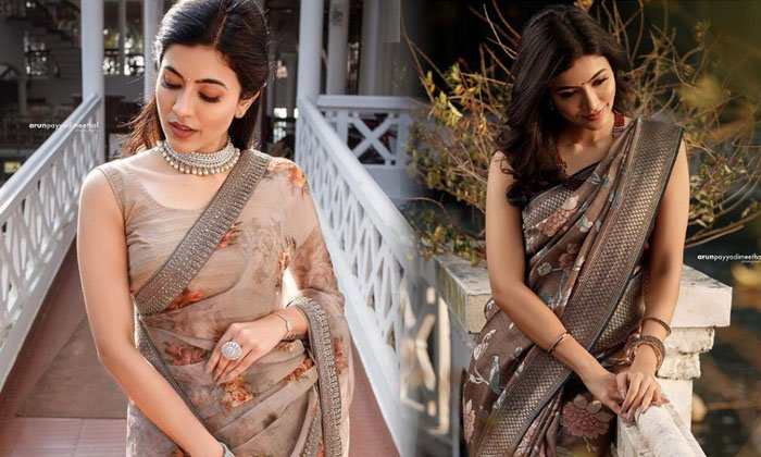 Viral Pictures For Actress Anju Kurian Saree Images-telugu Actress Hot Photos Viral Pictures For Actress Anju Kurian Sar High Resolution Photo