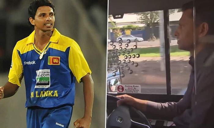 Former Cricketers Are Now Bus Drivers-ఒకప్పటి క్రికెటర్లు నేడు బస్సు డ్రైవర్లు..-General-Telugu-Telugu Tollywood Photo Image-TeluguStop.com