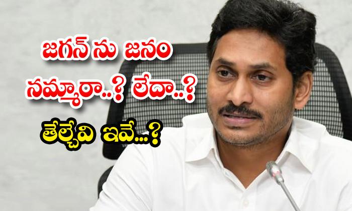 Jagan Hopes On Municipal Elections-TeluguStop.com