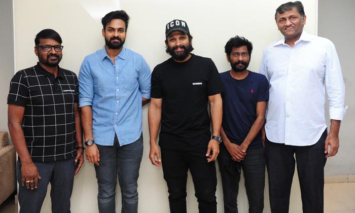 Allu Arjun Comments On Uppena Movie And Team-ఉప్పెనపై బన్నీ లేట్ రియాక్షన్ పై నెటిజన్స్ వింత కామెంట్స్-Latest News - Telugu-Telugu Tollywood Photo Image-TeluguStop.com