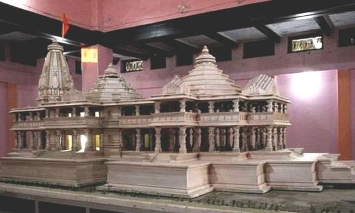 Telugu Ayodhya, Idols And Things, Ramalaya, Ramalayam In Ayodhya-Telugu Bhakthi
