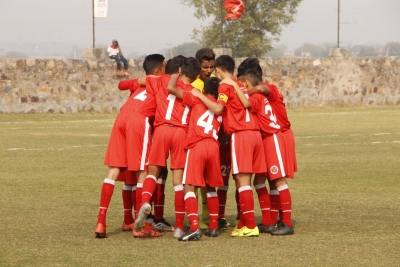 Bhutia's Football School Starts Talent Hunt In Delhi-NCR-Latest News English-Telugu Tollywood Photo Image-TeluguStop.com