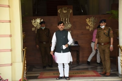 Bihar Govt Committed To Promote Industrial Farming: Shahnawaz Hussain-TeluguStop.com