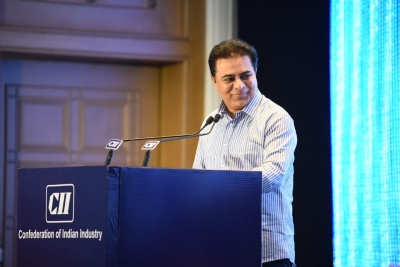 Centre Doing Injustice To Telangana, Alleges KTR-Latest News English-Telugu Tollywood Photo Image-TeluguStop.com
