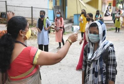 Covid Active Cases Cross 6,000-mark Again In Karnataka-TeluguStop.com