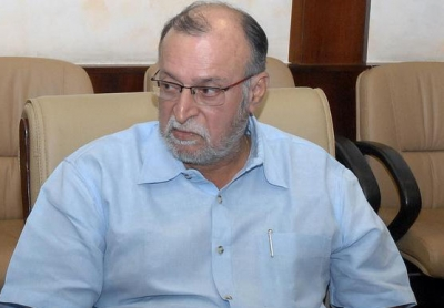 Delhi Lg Reviews 3rd Leg Of Covid Vaccination Drive-TeluguStop.com