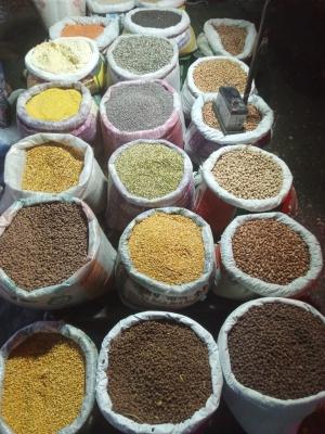 Dollar Chana Prices Soar On Bullish Demand, Globally Weak Stocks-TeluguStop.com