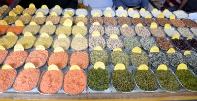 Govt Allows Import Of 4l Tonnes Of Urad In Fy2021-22-TeluguStop.com
