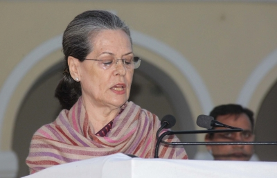 Govt Offloading Of Psu Means Loss Of Public Money: Sonia-TeluguStop.com