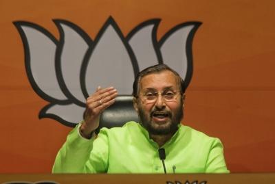 Gujarat Local Body Poll Results Show People Support Farm Reforms: Javadekar-TeluguStop.com