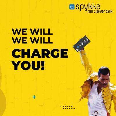 Here Comes A Smartphone Power Bank Rental Network-TeluguStop.com