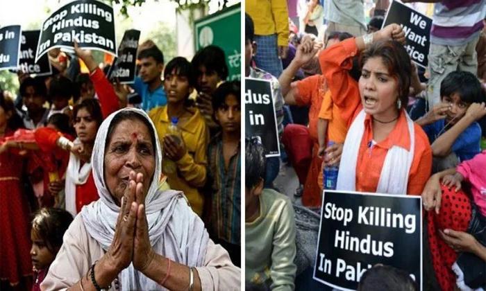 Hindus In Pakistan Are Living With Fear Due To Atrocities-పాకిస్దాన్లో దారుణం. భయం గుప్పిట్లో హిందువులు.. -Breaking/Featured News Slide-Telugu Tollywood Photo Image-TeluguStop.com