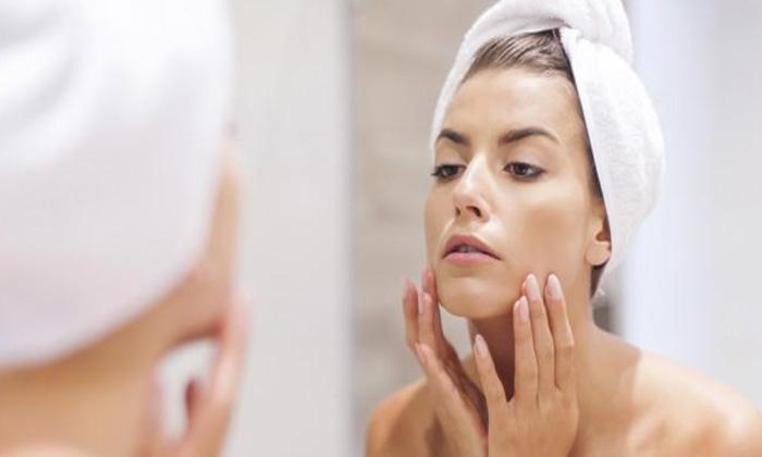 Home Remedies For Get Rid Of Oily Skin-ముఖం తరచూ ఆయిలీగా మారుతుందా..ఇలా చేస్తే ఫ్రెష్ లుక్ మీసొంతం-Latest News - Telugu-Telugu Tollywood Photo Image-TeluguStop.com