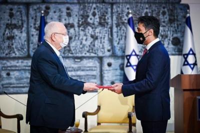 Israel, Uae Discuss Cooperation In Science, Space-TeluguStop.com