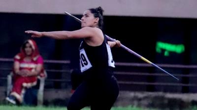Javelin Thrower Neeraj Chopra Now Targets 90m Barrier-TeluguStop.com