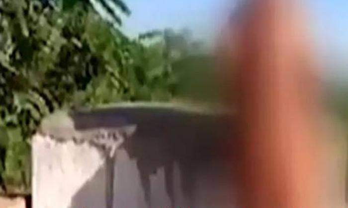 Atrocities In Ap Thugs Who Destroyed Idols Of Gods-TeluguStop.com