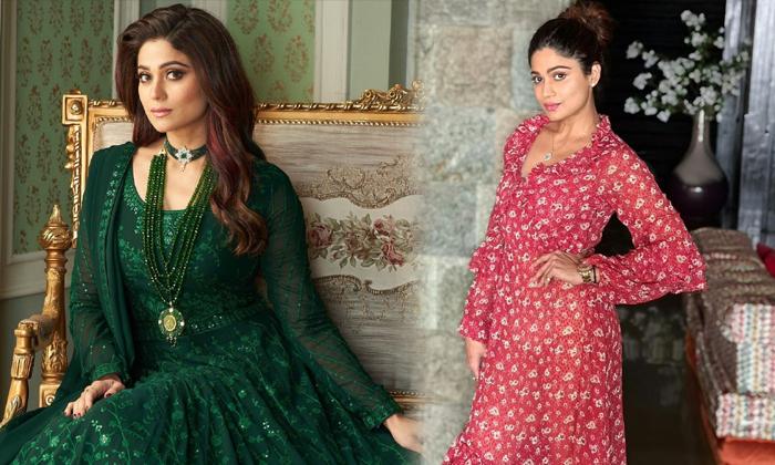 Stunning Actress Shamita Shetty Latest Pics-telugu Actress Hot Photos Stunning Actress Shamita Shetty Latest Pics - Telu High Resolution Photo