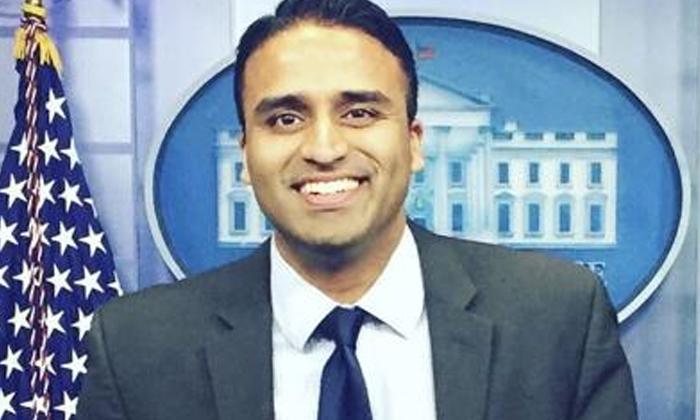 Indian American Maju Varghese Appointed Deputy Assistant To Joe Biden-బైడెన్ కొలువులో మరో భారతీయుడు: ఎలాంటి పదవంటే, ఎయిర్ఫోర్స్ వన్ ఆయన కనుసన్నల్లోనే..-Latest News - Telugu-Telugu Tollywood Photo Image-TeluguStop.com