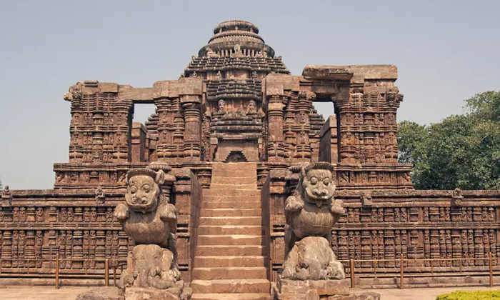 Interesting Facts About Konark Temple-TeluguStop.com