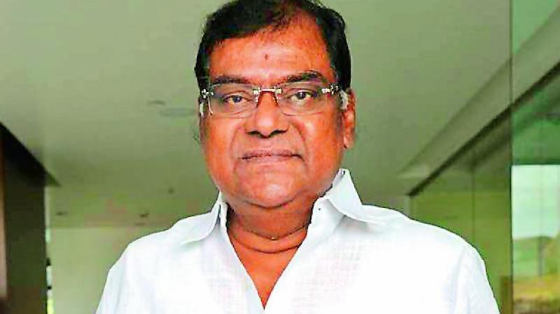 Why Big Fight Between Ramanaidu And Jandhyala-TeluguStop.com