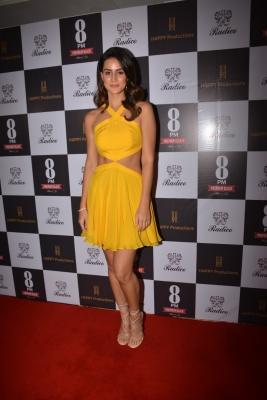 Larissa Bonesi On Working With Abbas-mustan In 'penthouse'-TeluguStop.com