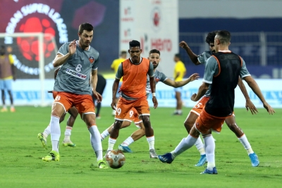 Mumbai Face Depleted Goa In Quest For 1st ISL Final (Match Preview 113)-Latest News English-Telugu Tollywood Photo Image-TeluguStop.com