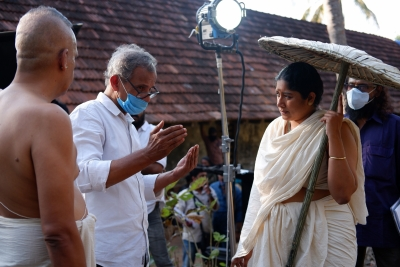 National Award Winning Director To Release 2nd Sanskrit Movie-TeluguStop.com