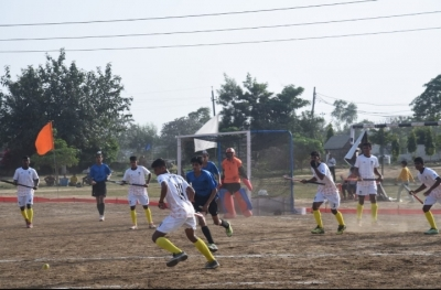 Odisha, Punjab Score Big Wins In Sub-junior Men's Hockey-TeluguStop.com