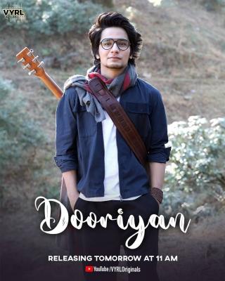 Raghav Chaitanya's Single 'dooriyan' Talks Of Valuing Love-TeluguStop.com