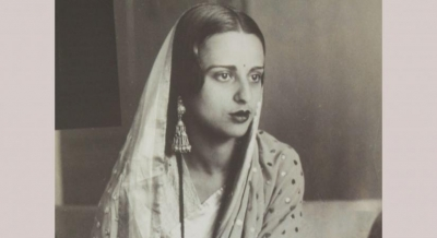 Rediscovered Amrita Sher-gil Painting Heads To Auction-TeluguStop.com