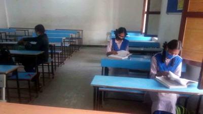 School Shut In B'luru After 7 Students Test Positive-TeluguStop.com