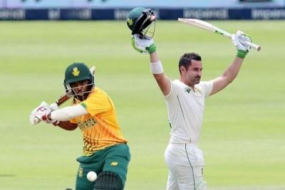 South Africa Name Elgar Test Captain, Bavuma For Shorter Formats-TeluguStop.com