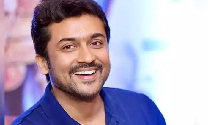 Hero Surya Focus On Tollywood Production-TeluguStop.com