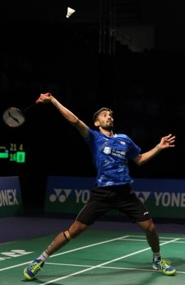 Swiss Open: Srikanth Through To Quarter-finals-TeluguStop.com
