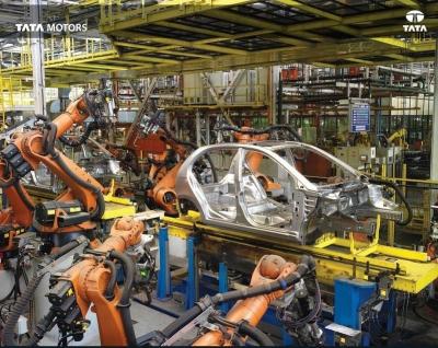 Tata Motors Rolls Out Tiago Xta-TeluguStop.com