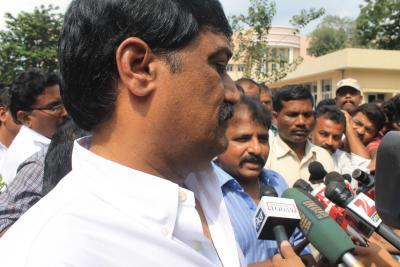 Tdp Leader Ganta Srinivas Rao Dismisses Speculation On Joining Ysrcp-TeluguStop.com