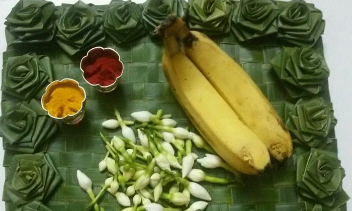 Do You Know Why Twin Bananas Should Not Be Put In Thambulam-TeluguStop.com
