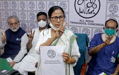 Trinamool Gives Tickets To 42 Muslim Candidates-TeluguStop.com