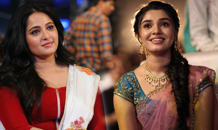 Uppena Movie Heroine And Anushka Shetty Relation-అనుష్కకు ఉప్పెన హీరోయిన్‌కు సంబంధం ఏంటీ-Latest News - Telugu-Telugu Tollywood Photo Image-TeluguStop.com