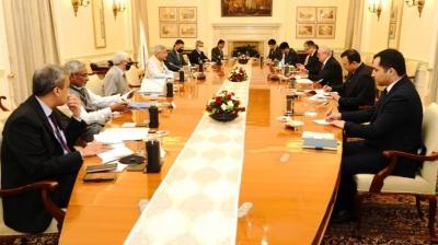 Uzbekistan, India Moving Swiftly To Partner On Chabahar-TeluguStop.com
