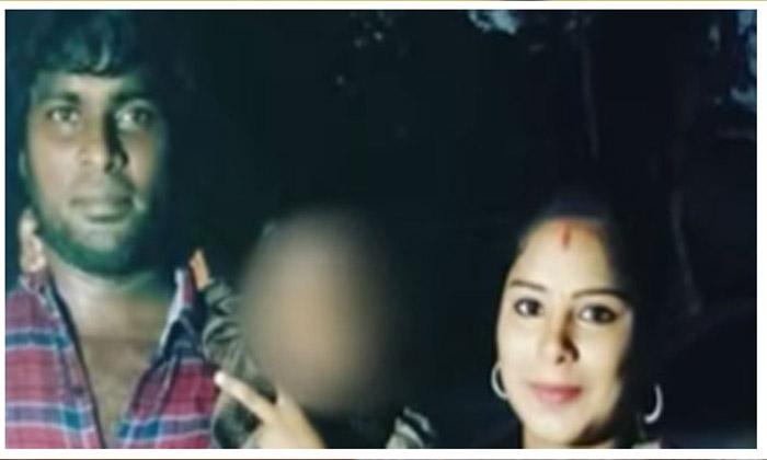 Woman Brutally Killed Her Husband For Extra Marital Affair-మొగుడు నల్లగా ఉన్నాడని తెల్లగా ఉన్న కుర్రాడితో ఆంటీ ఎఫైర్… చివరికి….-General-Telugu-Telugu Tollywood Photo Image-TeluguStop.com