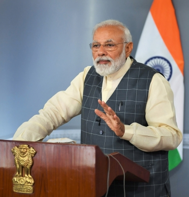 Women Operating Over 1,000 Jan Aushadhi Kendras: Modi-TeluguStop.com